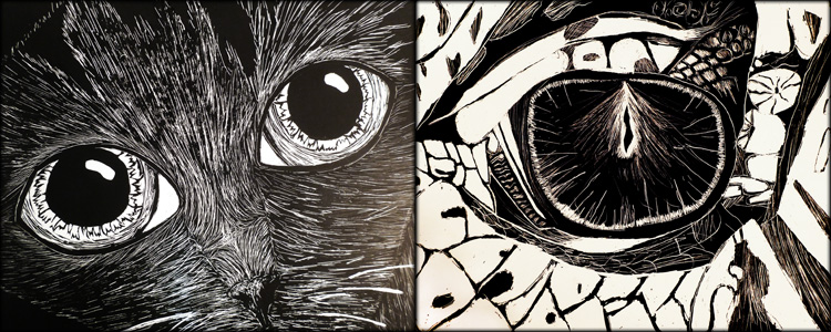 Scratchboard art for kids - photo#10