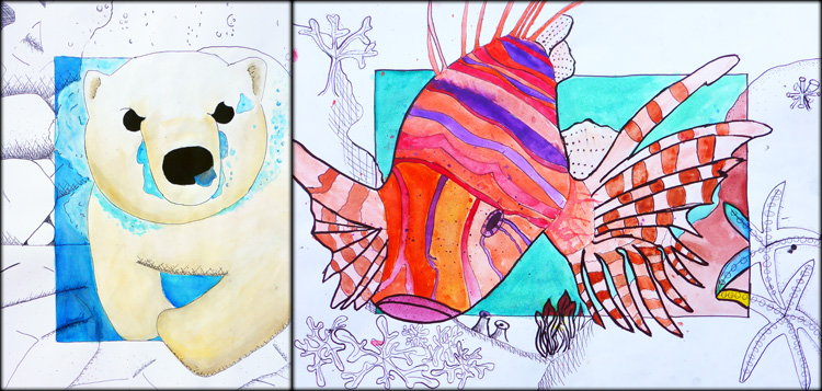 watercolor  u2013 julia sanderl