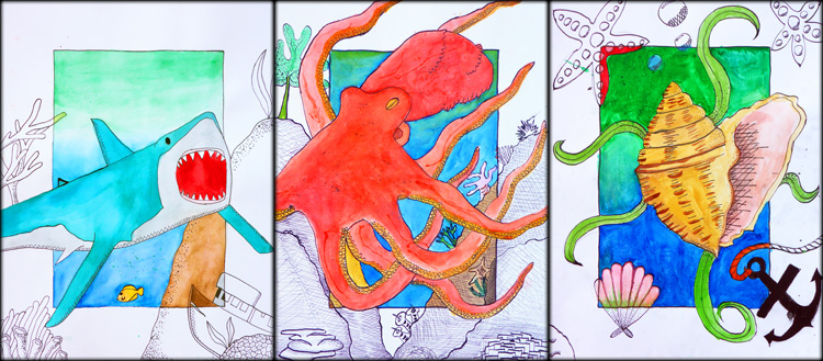 Surrealism Art Projects For Middle School